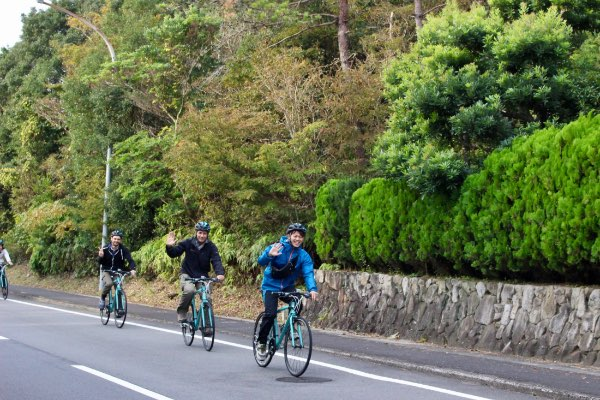 CYCLING TOUR サイクリングツアー